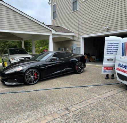 car detailing in richmond VA